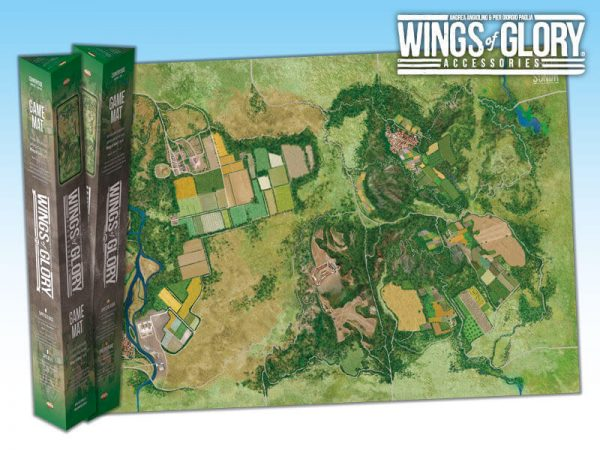 Game Mat - Countryside