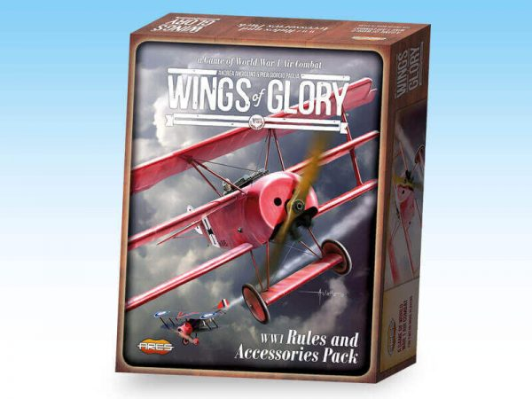 WOG WW1 Rules & Accessories pack