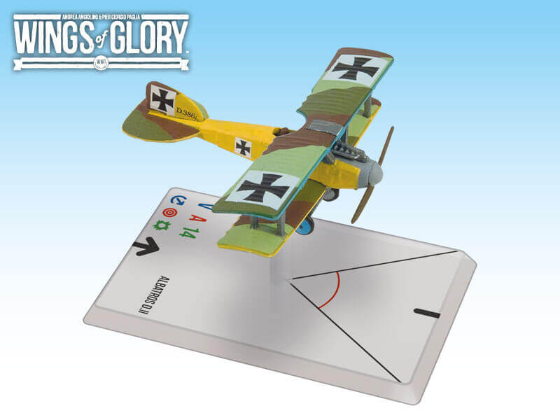Albatros D.II (Boelcke)