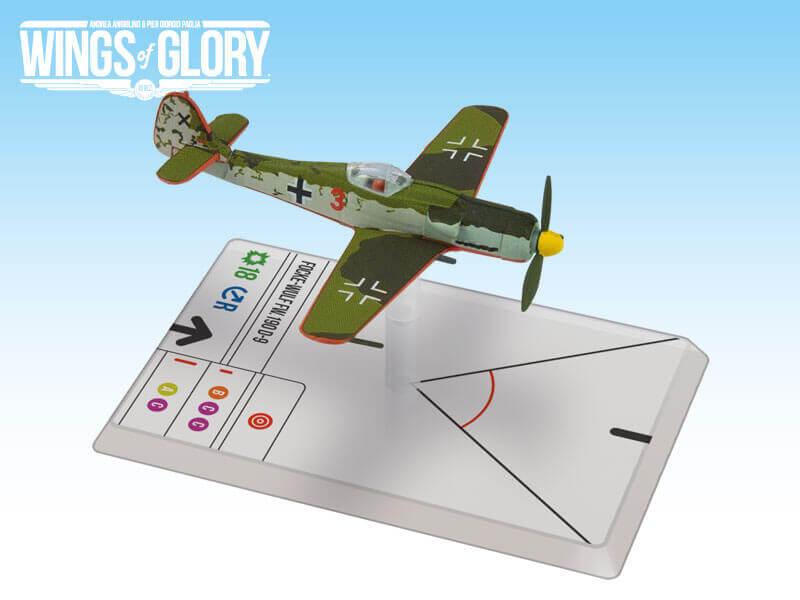Focke Wulfe FW 190 D-9 (Wubke)