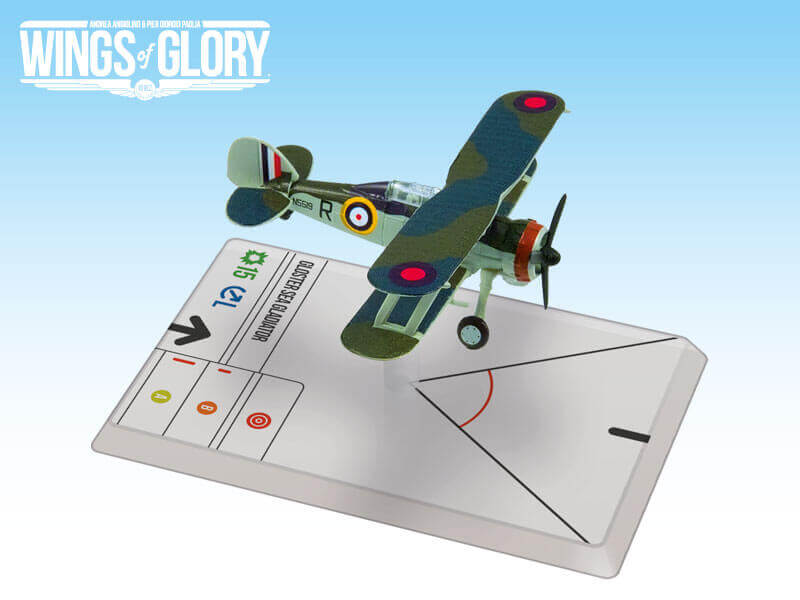 Gloster Sea Gladiator (Burges)
