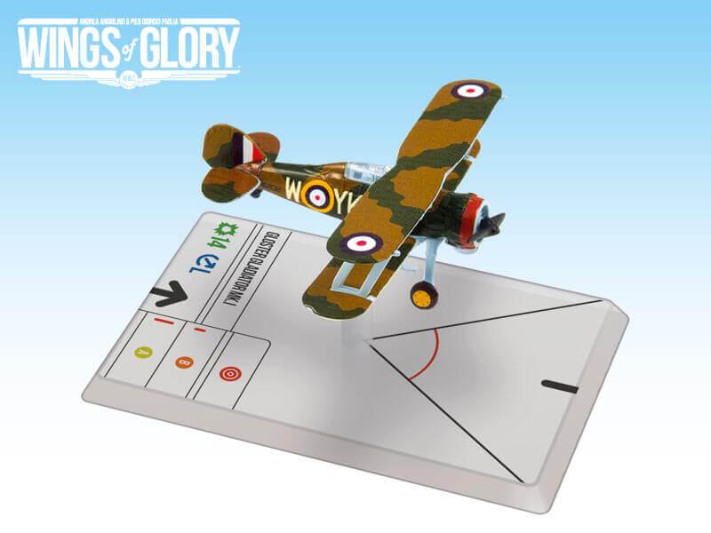 Gloster Gladiator Mk.I (Pattle)