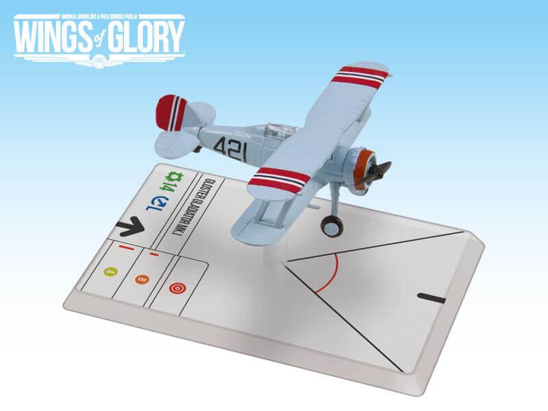 Gloster Gladiator Mk.I (krohn)