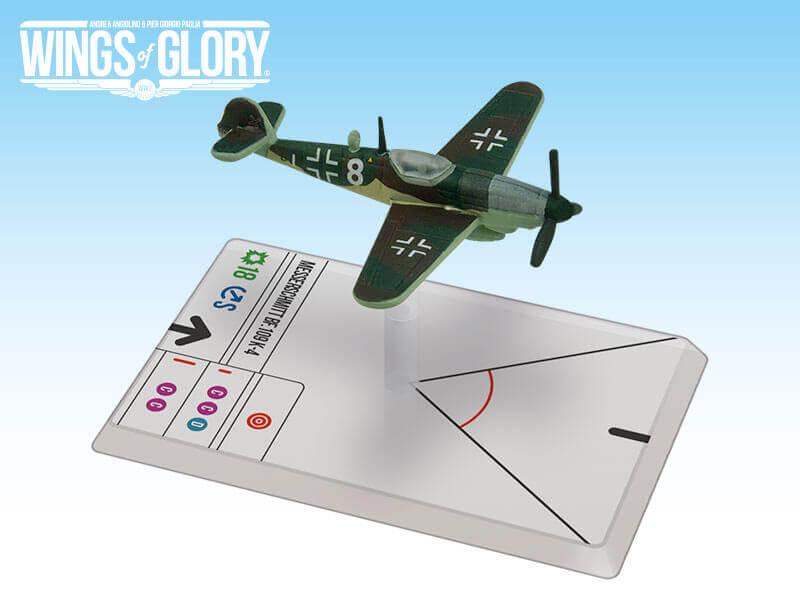 Messerschmitt Bf.109 K–4 (9./JG3)