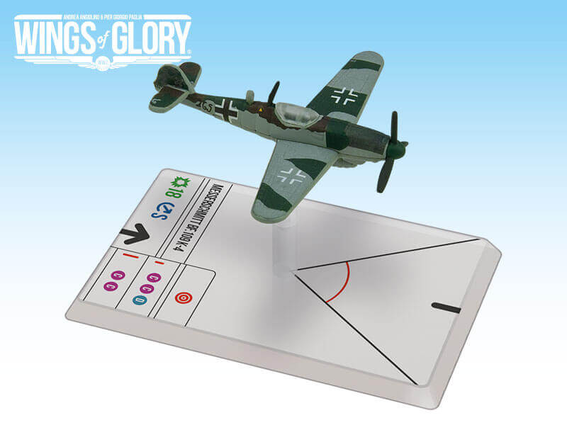 Messerschmitt Bf.109 K–4 (1./JG77)