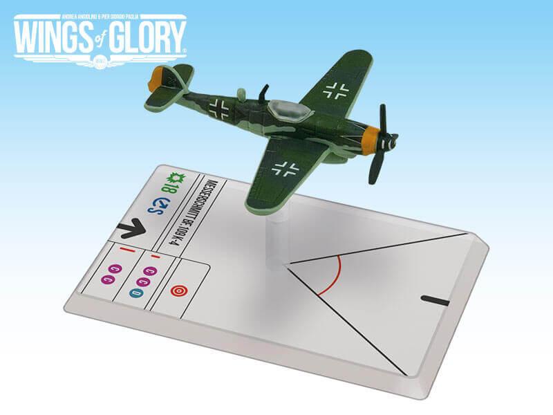 Messerschmitt Bf.109 K–4 (Hartmann)