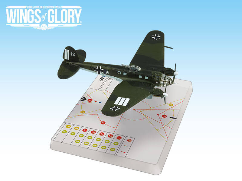 Heinkel He.III H-3 (Stab./KG53)
