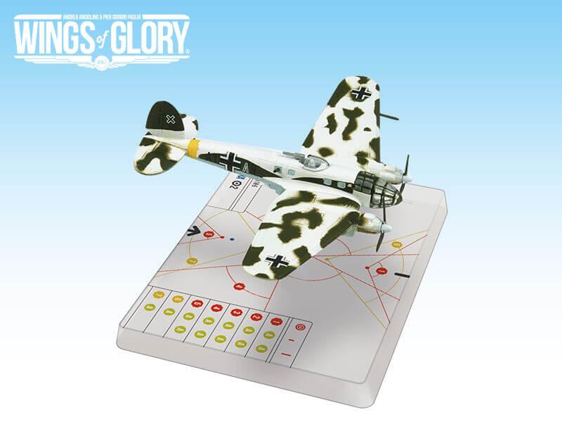 Heinkel He.III H-5 (1./KG53)