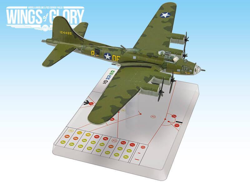 Boeing B-17F (Memphis Belle)
