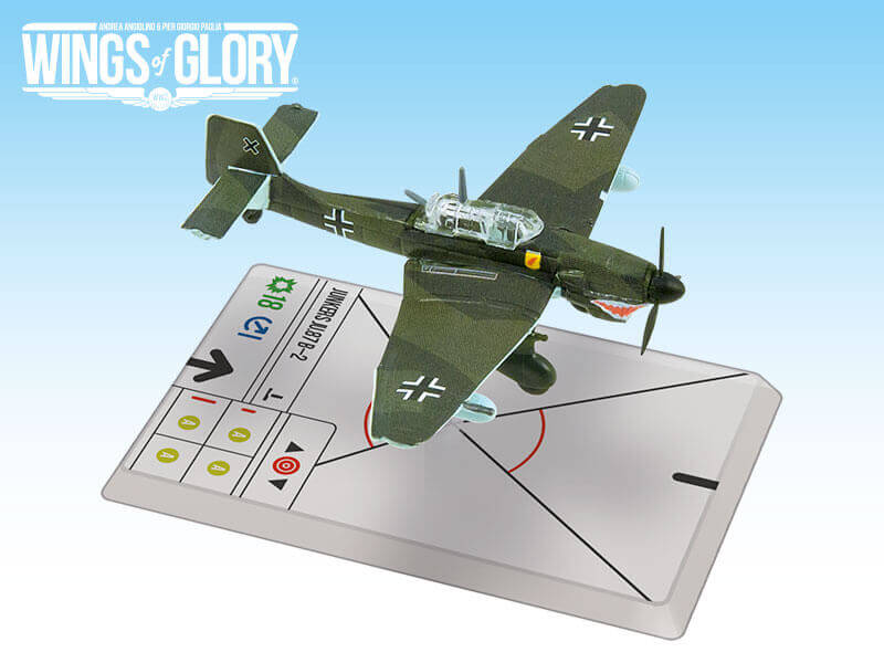 Junkers Ju.87 B-2 (Squadron Pack)